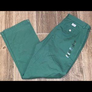 Men VINEYARD VINES Green Club Pants NWT 35x32